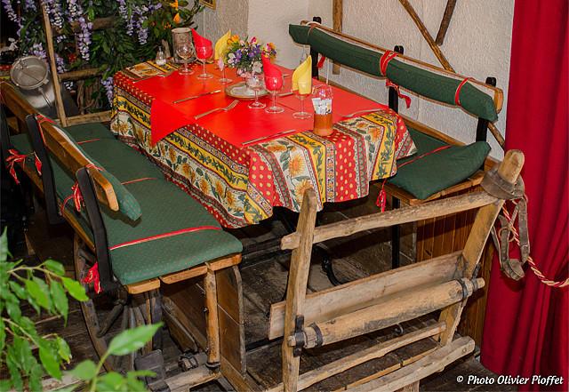 reservation restaurant